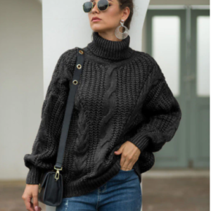 Casual cashmere sweaters