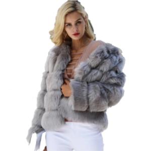 Vintage Fur Coat Front